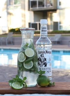 Classic Mojito Recipe - the most perfect summer drink. I make these all the time!