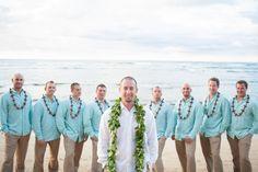 Emma & Jon :: Oahu, Hawaii {Real Wedding} - Modern Weddings Hawaii
