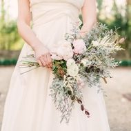 A Beautiful, Beachy Chic, Travel Themed Wedding » Favdig