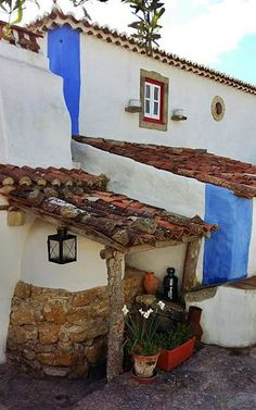 Portugal, Portuguese Culture, Rural House, And So The Adventure Begins, Places To Go, Restoration, Pergola, Outdoor Structures, West Coast