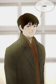 Winter at the end. Winter Woods Webtoon, Webtoon Comics, Art Inspo, Manhwa, Martial Arts, Manga Anime, Anime Boys, Animation, Fan Art