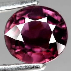 1.27CT.SPARKLING! OVAL FACET PINK ORANGE NATURAL SPINEL SRI  LANKA #GEMNATURAL