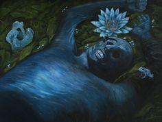 Moonlit Corpse