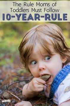 Moms of toddlers and preschoolers could spend all day correcting behavior or enforcing rules or boundaries. But here is one rule above all else we mothers need to revisit over and over again throughout these days. Parenting Articles, Parenting Styles, Parenting Quotes, Parenting Hacks, Discipline Quotes, Parenting Classes, Toddler Behavior, Toddler Discipline, Parenting Toddlers