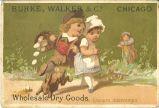 Antique Advertising Trade Card