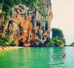 The Phuket vs. Krabi debate is long standing but any doubts I had before on which is a superior locale were squashed after last month's trip. Skip Phuket.