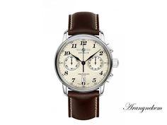 Zeppelin karóra Quartz Alarm Chronograph 7678-5