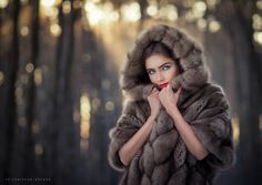 Nastya by Sean Archer on 500px - Awesome color grading