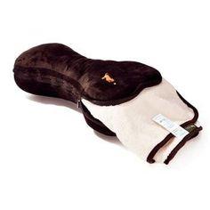 P.L.A.Y. Big Bone Cushion Blanket - Brown