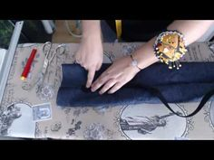 #Tutorial: bolsa con base circular (funda para trípode) - YouTube