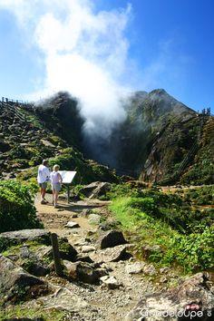 Dôme de la Soufrière - Guadeloupe
