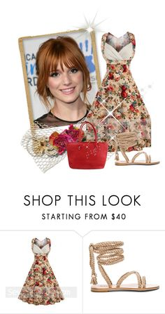 """""""Sevengrils 18"""" by mersy-123 ❤ liked on Polyvore featuring vintage"""