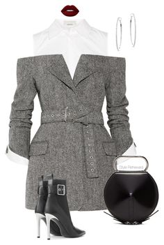 """""""Untitled #465"""" by sherristylz on Polyvore featuring Monse, 3.1 Phillip Lim, rag & bone, Anne Sisteron and Lime Crime"""