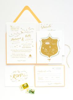 GLL Font(s) Used:Frosted, designs and photography byAlisa Bobzien    Good afternoon everyone!  This week on GLL In the Wild, I'm featuring the stationery work of Alisa  Bobzien.  Alisa's designs are killer. I mean, seriously, seriously beautiful. I've  known Alisa through the Michigan wedding community for about three years  now and she continues to dazzle us with her talent and unique eye for  wedding stationery, typography, hand lettering and modern calligraphy, and  clever usage of ...