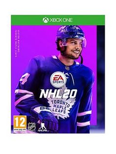 NHL 20 - Xbox One EA SPORTS NHL Ⓡ 20 introduces cutting-edge gameplay innovation to showcase your skills, more customization to unlock your style, and new modes to compete with friends. RPM Tech-powered gameplay introduces Signature Shots that replicate y Little Big Planet, Nhl Games, Xbox One Games, Playstation Games, Fifa, Types Of Shots, Xbox 1, New Mode, Nhl Players