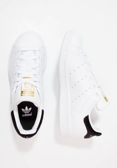 54 Trainers Shoes For Women - Shoes Market Experts Lacoste Sneakers, Sneakers Adidas, Shoes Sneakers, White Shoes, White Sneakers, Stan Smith Branco, Basket A Talon, Stan Smith Sneakers, Baskets Adidas