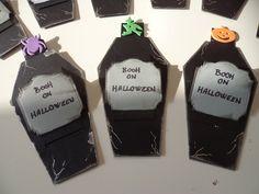 Halloween slider tags