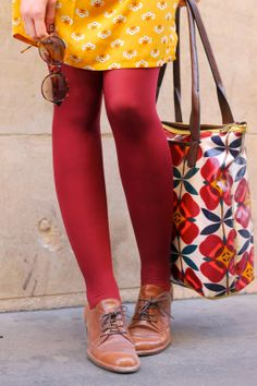 red + yellow