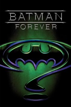 Batman Forever (1995) #Poster #Movies