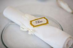 Dettaglio sala da #pranzo, #allestimenti per #matrimoni. #villalagorio #nozze #idee
