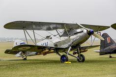 Hawker Hind #biplane #1920s