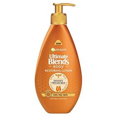 Garnier Body Ultimate Blends Restoring Lotion 400 ml -- Learn more by visiting the image link. (This is an affiliate link) #PersonalCare