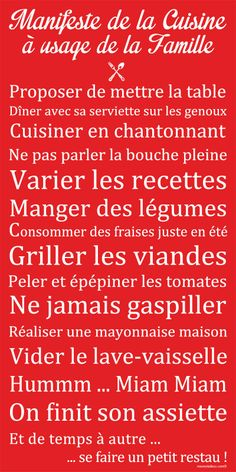 1000 images about phrases cuisine on pinterest cuisine for Poster deco cuisine
