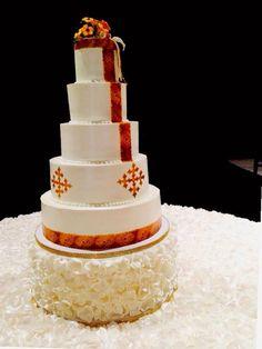 Ethiopian wedding Cake