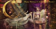 Happy Holidays - http://threadsandtuneage.com/happy-holidays-2/?Pinterest  -#Anc, #Argrace, #CURELESS, #DeadDollz, #Exile, #SecondLife, #Secondlife, #Sl, #ViolentSeduction