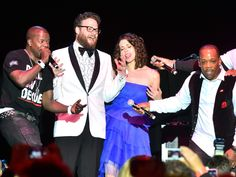 Seth Rogen's Hilarity for Charity Brings Laughs for a Good Cause.