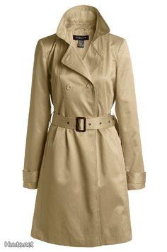 Beige trenssi / Beige trench coat