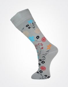 Effio X Effio Bloom of Life - Bloom No.701 #Men #Fashion #Socks #Flower