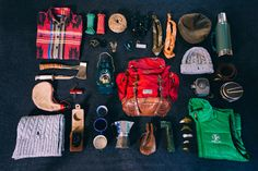 """Picture of Essentials: """"How to Pack"""" with Ralph Lauren"""
