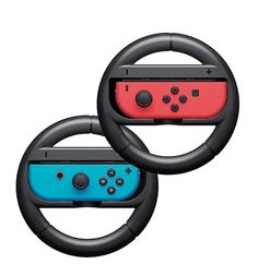 Volante Para Joy Con Nintendo Switch Wheel Pair Par