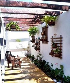 Terraced Landscaping, Backyard Landscaping, Outdoor Spaces, Outdoor Living, Outdoor Decor, Vertikal Garden, Pot Jardin, Small Garden Design, Winter Garden