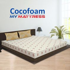 Select soothing colors for a great sleeping ambiance! To know more about Cocofoam Mattress, click here: http://cocofoam.in