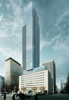 New in Toronto Real Estate: 481 University envisions a 55-storey residential building