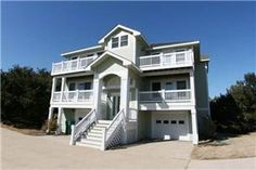 Thistle Dew (This Will Do) Outer Banks Rentals | Currituck Club - Soundside OBX Vacation Rentals