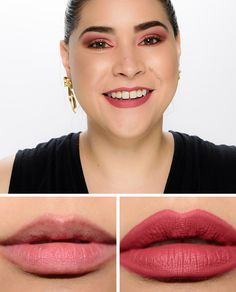 Dose of Colors Nude Chica is a warm beige with a matte finish Lipstick Colors, Lip Colors, Colours, Sephora Lip Stain, Permanent Lipstick, Lisa Eldridge, Velvet Lipstick, How To Line Lips, Fancy