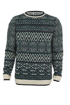 PRshots.com :: Mens Knitwear | Fairisle Jumper | ASOS
