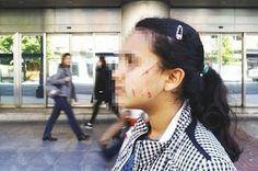 """""""No quiero que me peguen más, ni a nadie"""". La familia El Youssfi denuncia ante la Policía y el Gobierno vasco la agresión sufrida en clase de gimnasia por su hija de 10 años a manos de seis niños en el Colegio El Pilar de Barakaldo. Aitzol García   Deia, 2017-04-29 http://www.deia.com/2017/04/29/sociedad/euskadi/no-quiero-que-me-peguen-mas-ni-a-nadie"""