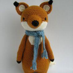 little bear crochetters patron zorro