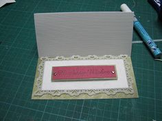 Silverwolf Cards-welcome to my world of stamping: Easel Cards, Oil Pastels, Tassels & Cords