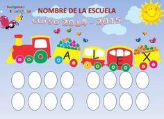 Orlas fin de curso Infantil preescolar y primaria