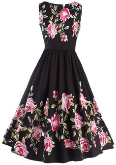 This will be one of our best selling floral printing dress! And we see why! This gorgeous printed dress is so cute and even more comfy! Hit more attractive pieces at Cupshe.com !
