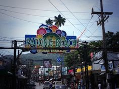 #Patong #Beach #Phuket #Thailand