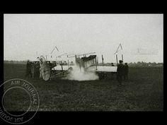 Le 9 novembre 1913 dans le ciel : Maurice Chevillard réalise des vols de démonstration