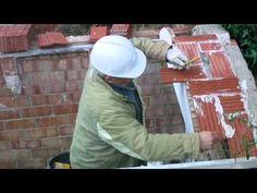 Cómo construir un techo con bóveda catalana 1ª parte vídeo 107