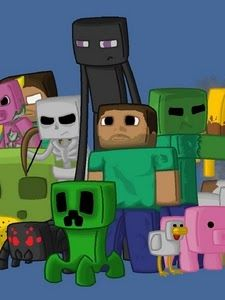 Minecraft Wallpapers Phone Di 2020