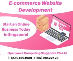 Partner up with the #ecommerce experts at Openwave and take your #business higher than ever before. Call us today to know more!  Sales Team Email - 📧 salesSG@openwavecomp.com #EcommerceWebsiteDevelopers #HireeCommerceDeveloper  #ShopOnline Ecommerce Solutions, Web Development, A Team, Singapore, Website, Business, Store, Business Illustration